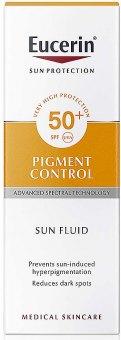 Emulze na opalování Pigment Control OF 50+ Eucerin Sun