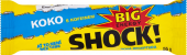 Energetická tyčinka Big Shock
