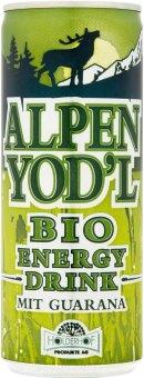 Energetický nápoj BIO Holderhof