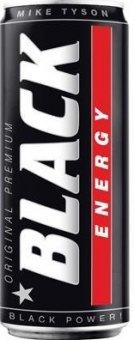 Energetický nápoj Black energy