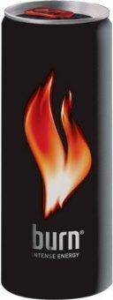 Energetický nápoj Burn