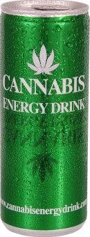 Energetický nápoj Cannabis