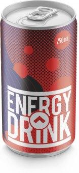 Energetický nápoj Coop Premium
