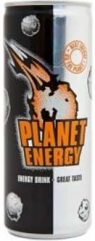 Energetický nápoj Planet Energy
