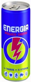 Energetický nápoj Energia