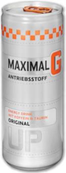 Energetický nápoj Maximal G