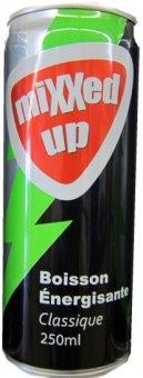 Energetický nápoj Mixxed up