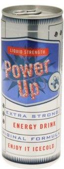 Energetický nápoj Power Up