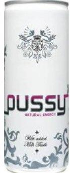 Energetický nápoj Pussy