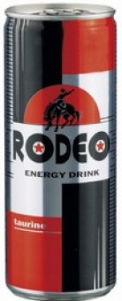 Energetický nápoj Rodeo