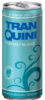 Energetický nápoj Tranquini