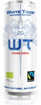 Energetický nápoj White Tiger