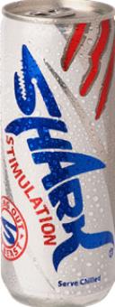 Energetický nápoj Stimulation Shark
