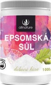 Epsomská sůl Allnature