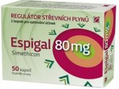 Tobolky proti nadýmání a plynatosti Espigal Galmed