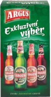 Pivo Exkluzivní výběr Argus