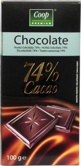 Čokoláda Coop Premium