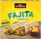 Fajita Wrap kit El Tequito