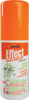 Repelent Family Protect Effect