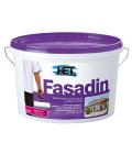 Fasádní akrylátová barva Fasadin Het