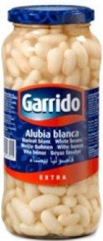 Fazole bílé Garrido