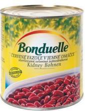 Fazole červené v jemné omáčce Bonduelle