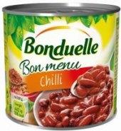 Fazole Chilli Bon menu Bonduelle