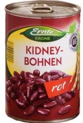 Fazole Kidney červené  Ernte Krone