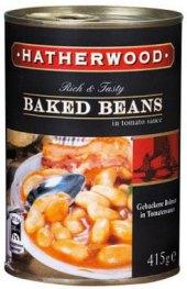 Fazole v rajčatové omáčce Hatherwood