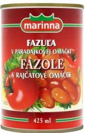 Fazole v rajčatové omáčce Marina