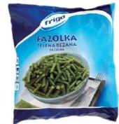 Fazolky zelené řezané mražené Frigo