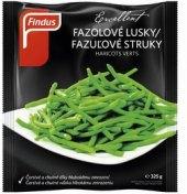 Lusky fazolové mražené Findus