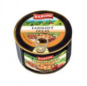 Fazolový guláš s vepřovým masem Baroni