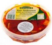 Feferony plněné sýrem Feinkost Dittmann