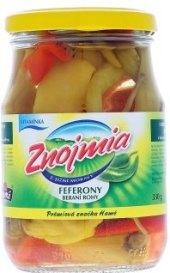 Feferony Znojmia