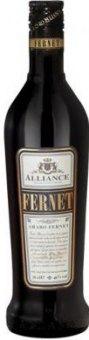 Bylinný likér Fernet Alliance