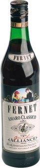 Bylinný likér Fernet Amaro Classico Alliance