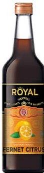Bylinný likér Fernet Citrus Royal