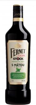 Fernet Stock s mátou