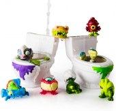 Figurka v záchodě Flush Force