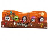 Figurky čokoládové Halloween