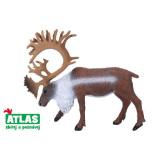 Figurky zvířat Atlas