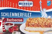 Filety labužnické z aljašské tresky mražené Mcennedy