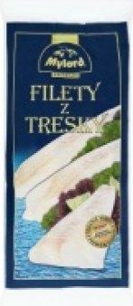 Aljašská treska filety mražená Premium Mylord