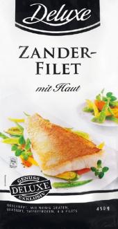 Candát filety mražený Deluxe