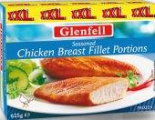 Filety z kuřecích prsou mražené Glenfell