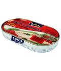Makrela filety v tomatě Losos
