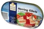 Sleď filety v omáčce Fine Food