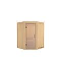 Finská sauna Karibu Larin