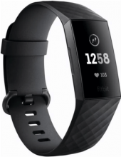 Fitness náramek Fitbit Charge 3